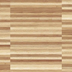 Industrial Bamboo Flooring - Size: LxWxT 300*140*10mm