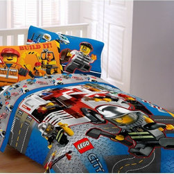 Disney - Lego City Twin/Full Comforter Multicolor - ML418C - Shop for Comforters from Hayneedle.com! Busy days in Lego City call for plenty of sleep so make sure your little builder has the sweetest dreams with the Lego City Twin/Full Comforter. It s made of 100% polyester microfiber and features a lively Lego City scene. Machine washable.About Franco Manufacturing:Family-owned and founded in 1952 Franco Manufacturing is currently in its third generation of bringing quality textile products into consumers' homes. It began with a single product and today has expanded into one of the top U.S.-based home textile companies with offices around the world. Their dedication to using the best materials and providing the best customer service have cemented their place as an industry leader.