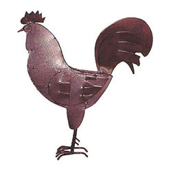 Mexican Tin Rooster