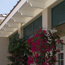 Tropical Exterior by John McDonald Company