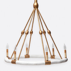 Eclectic Chandeliers by Madegoods