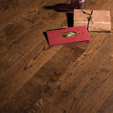 Rustic Wood Flooring by Coswick Hardwood