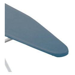 Home Prod. Int'l North America Inc. - Ironing Board Cover and Pad in Light Blue - Ironing board cover has a stretch 'n fit binding for a snug fit. Features foam padding.