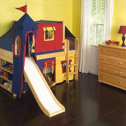 Boys Slide Beds - Paul Johnson