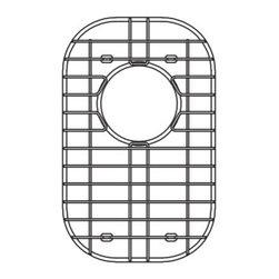 Wells Sinkware - Wells Sinkware DG1315 Sink Grid - Heavy gauge stainless steel, Fits SSU4621-979, Protective vinyl feet and bumpers, Limited one-year warranty