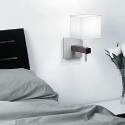 Maria Wall Lamp \ Sconce By Modiss Lighting - Maria by Modiss is a trend-setting collection of wall table and floor lamps.