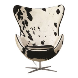 Fine Mod Imports - Inner Chair Pony Hide - Features: