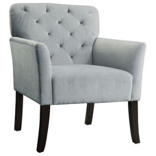 Transitional Armchairs by Modern Furniture Warehouse
