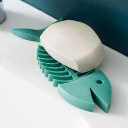 Flounder Around Soap Dish - A fishy soap dish would be amazing for so many reasons!