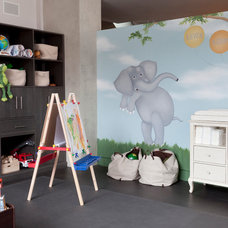Contemporary Kids by PURVI PADIA DESIGN