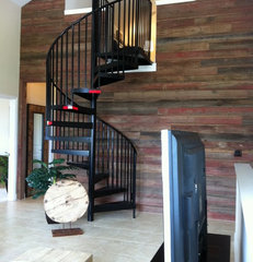 contemporary  by Elmwood Reclaimed Timber Inc.