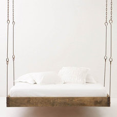 eclectic beds by Anthropologie