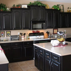 Kitchen Cabinetry by Cabinet Coatings of America