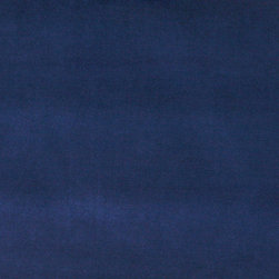 Dark Blue Plush Elegant Cotton Velvet Upholstery Fabric By The Yard - Cotton velvet is one of a kind, at least ours is! Our cotton velvet is plush and exceptionally durable. This fabric will look great in your living room, or any place in your home. Our cotton velvets are made in America!