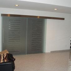 Modern Interior Doors by Bella Porta
