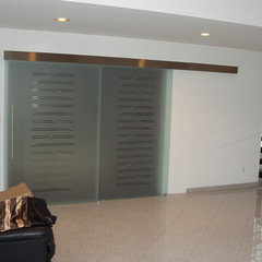 modern interior doors by Bella Porta