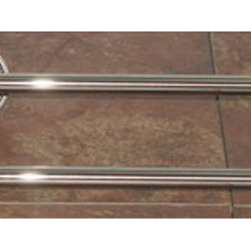 Top Knobs - Top Knobs Tuscany Bath 30 in. Double Towel Rod - Top Knobs Tuscany Bath 30 in. Double Towel Rod   Cabinet Hardware