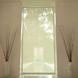 Levolor - Levolor Roller Shades: Lemongrass Stripe - Levolor Roller Shades offer contemporary yet classic style and easy operation.  The Lemongrass Stripe fabric collection features a natural grass fabric look and feel.