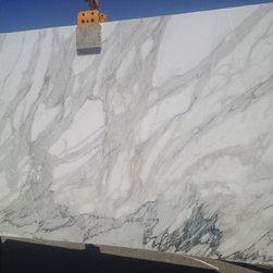 Royal Stone & Tile Slab Yard in Los Angeles - Calacatta Borghini Granziani