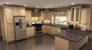 Surrey bc cabinets cabinetry professionals Kitchen design companies in surrey