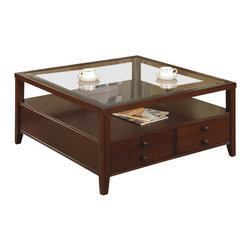 Dark Cherry Coffee Table Set Coffee Tables Find Coffee And Cocktail Tables Online