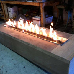 Custom Ready to Finish Fire Pit Frames -