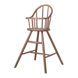 Carina Bengs - GULLIVER Highchair, baby - Highchair, baby, antique stain