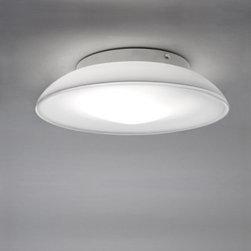 Rezek by Artemide | Lunex Wall or Ceiling Light -