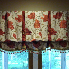 Traditional Valances by Interior Views