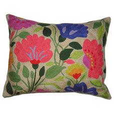 Contemporary Decorative Pillows by Kim Parker Interiors