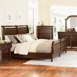 Magnussen Home Furnishings - Belcourt Bedroom Set -