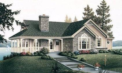 Rendering by Houseplans.com