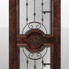 Traditional Windows And Doors by Wine Racks America