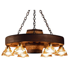 Rustic Chandeliers by Muskoka Lifestyle Products