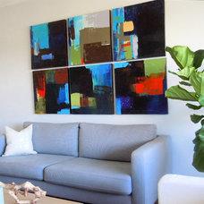 Modern Artwork jamesbrooksart