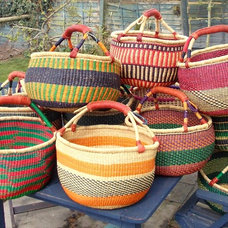 Eclectic Baskets by World Basket