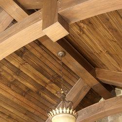 "Pine Barn Siding - 6 11/16"" pine barn siding."