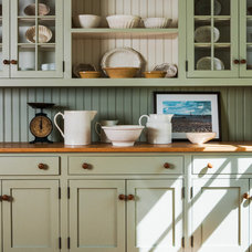Farmhouse Kitchen by Michael Grimm Photography
