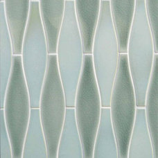 Modern Tile by Pratt and Larson Ceramics