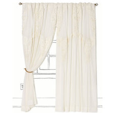 Window Treatments Scattering Petals Curtain