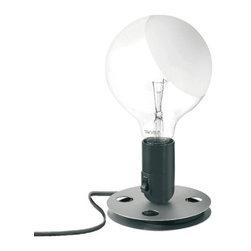 Flos - Flos | Lampadina Table Lamp - Design by Achille Castiglioni, 1972.