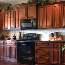 Traditional Kitchen Cabinetry by Cabinet Giant