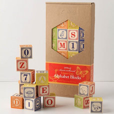 traditional kids decor by Anthropologie