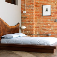 Eclectic Beds by CustomMade.com