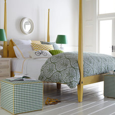 Transitional Bedroom by Ethan Allen