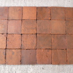 MEDITERRANEAN STYLE - OLD BRIC - TERRACOTTA FLOOR, POT, ROOF by LUXURY STYLE .ES - ANTIQUE HISTORICAL STYLE TILES,SPANISH HISTORICAL DESIGN FLOOR TILES, HISTORICAL OLD DESIGN FLOOR TILES, HISTORICAL MEDITERRANEAN DESIGN FLOORTILES by  www. LUXURYSTYLE.ES