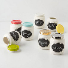 Contemporary Spice Jars And Spice Racks by Anthropologie