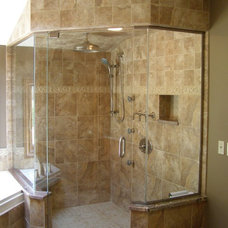 Traditional Bathroom by North Coast Home Improvement Corp.