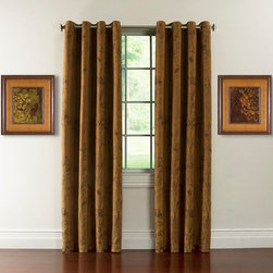 Arlee Home Fashions - Arlee Home Fashions Susannah Woven Damask Grommet Panel Pair Multicolor - 29-414 - Shop for Curtains and Drapes from Hayneedle.com! Combining classic elegance with modern beauty the Arlee Home Fashions Susannah Woven Damask Grommet Panel Pair features a gorgeous antique finish which creates a fresh up-to-date look that you re sure to love. Woven to help filter outside light these curtains have a gorgeous woven damask pattern that adds elegance to this sophisticated set. Crafted from 100% polyester these drapes are machine washable for your convenience. Additional Features Beautiful woven damask pattern Woven to help filter outside light Grommet header makes for easy installation About Arlee Home FashionsArlee Home Fashions Inc. manufactures and markets household textiles like decorative pillows chair pads floor cushions curtains table linens and pet beds. The company was incorporated in 1976 and is based in New York New York.