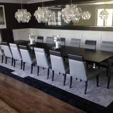 Modern Dining Room by Modern Rugs LA